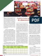 America Latina Apuesta Por Leyes de Alimentacion Saludable
