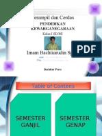 E book PKN kelas 1 SD
