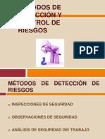 PARTE 4.MÉTODOS DE DETECCIÓN Y CONTROL DE RIESGOS R2
