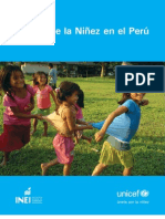 Estado Ninez en Peru 2010
