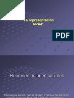 Trabajo Terminado Representaciones Sociales