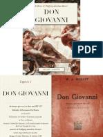 Don Giovanni - Mozart, Da Ponte