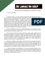 APOSTILA - Um pouco da hist �ria das diferentes abordagens na educa � �o dos surdos-1.pdf