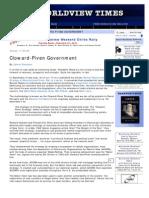 Cloward Piven Government