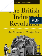 Mokyr, Joel (Ed.) - The British Industrial Revolution. an Economic Perspective
