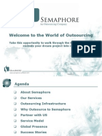 Semaphore Outsourcing Services