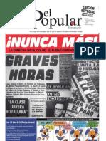 El Popular N° 230 Edición Especial - 28/6/2013