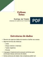 Python 05 Listas