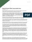 Motorola Solution quietly raising FirstNet alarms - Politico 06/28/2013