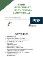 Taller Herramientas y Habilidades Para Monitores-As (Palante)