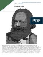 Teologa marxista para Viernes Santo en Puerto Rico - Por Luis A. Avilés