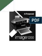 Polaroid Image 1200 (Spectra/Image) Camera User Guide