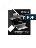 Polaroid Image 1200 (Spectra/Image) Camera User Guide