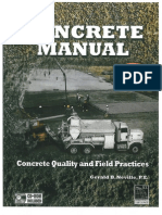 2006 ICC Concrete Manual