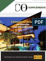 Immobilier de Luxe 2013 - www.metrecarre.ma