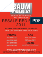 Baum Hydraulics Catalog