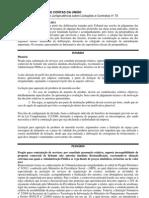 TCU - Informativo de Jurisprudência sobre Licitações e Contratos nº 75