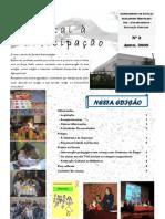 Jornal à Participação- Abril 2009