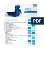 Motor w22 Plus