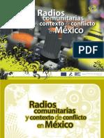AMARC # Radios comunitarias y contexto de conflicto en México