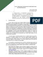Asistencia Judicial en El Arbitraje Intervencion Complementaria Del Poder Judicial