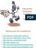 Interactive Math and Science Websites 1211176240676100 8