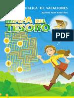 Adolescentes Maestros Ebdv El Mapa Del Tesoro