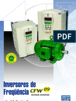 Inversor de Frequencia CFW09
