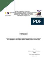 Análisis Crítico sobre los Antecedentes, Evaluación y Reorientación del Proyecto Comunitario