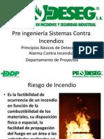 Principios de Deteccion de Incendios - Prodeseg - Junio 2013