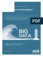 Big Data, Big Business. Vraiment ?