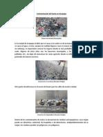 Contaminación del Suelo en Arequipa