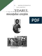 ABC-Ul Micului Crestin