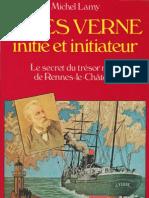 Lamy, M. - Jules Verne Initié et Initiateur