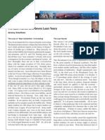Jeremy Grantham Q1 2009 Quarterly Letter