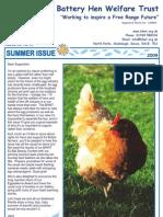 BHWT Newsletter - Summer 2009