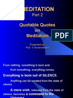 20080508 - Quotable Quotes on Meditation - 12s -