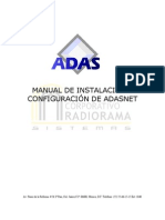Manual Adas Net by Max