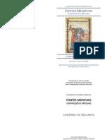 Caderno de Resumos_Fontes Medievais