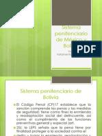 Sistema penitenciario de México y Bolivia.ppsx