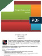 Proyecto Colegio Vancouver