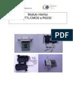 Clv Interfaz Ttl-cmos a Rs232