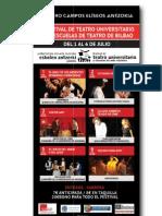 Dossier Festival Teatro Universitario Bilbao 2013
