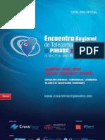 Catalogo Encuentros2013