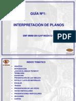 GUÍA DE APRENDZ I. de Planos