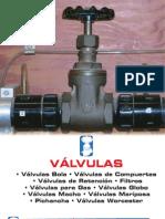 Catalogo de Valvulas