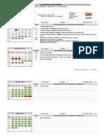 Calendário Acadêmico Extraordinário da UEPB