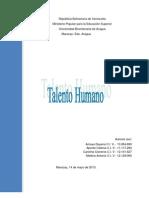 GESTIÓN DE TALENTO HUMANO original