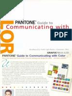 Guia de Color Pantone (Leatrice Eisman)