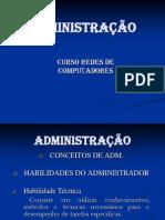 Aula Fund. de Adm. Slide